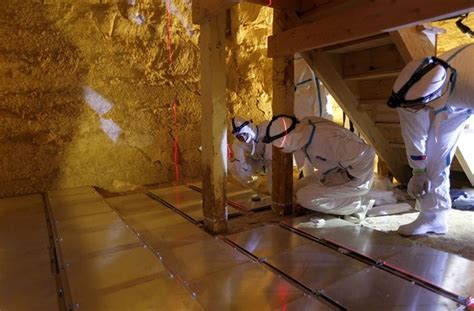 Pyramid Interior by Ancient Pyramid Interior Revealed By Muon Particles