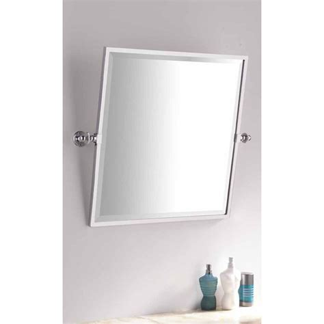 tilt mirrors for bathroom hicks and hicks square framed tilting mirror hicks hicks