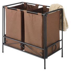 wrought iron laundry showcasing a folding wrought iron frame and 2 removable