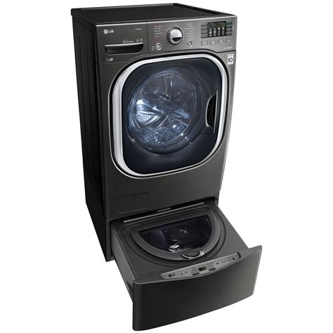 pedestal washer wd100ck lg appliances 27 quot 1 0 cu ft pedestal washer