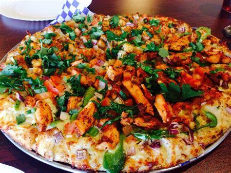 bombay pizza house large 1 2 chicken tikka 1 2 tandoori chicken pizza too good yelp