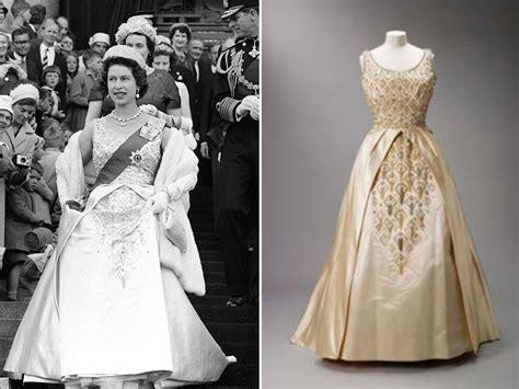 Elizabeths Wedding Dress Our One 5 by New Royal Fashion Exhibit Honors Elizabeth Princess