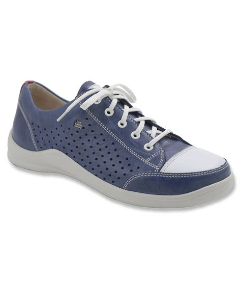 where to buy finn comfort shoes finn comfort women s charlotte fashion sneakers in blue