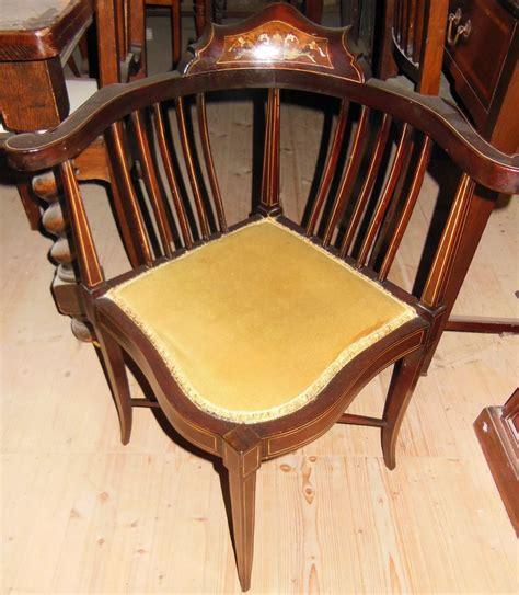 armlehnstuhl jugendstil eckstuhl englischer armlehnstuhl mahagoni armlehn stuhl