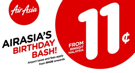 airasia discount i love freebies malaysia promotions gt airasia 11 cents