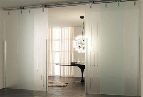 porte scorrevoli interne in vetro porte scorrevoli