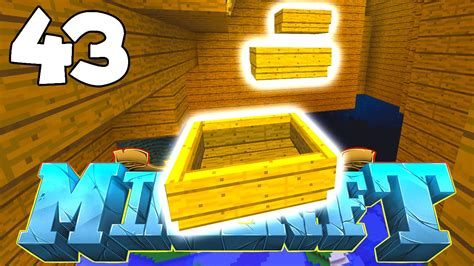 floating boat in minecraft how to minecraft floating boat parkour challenge 43