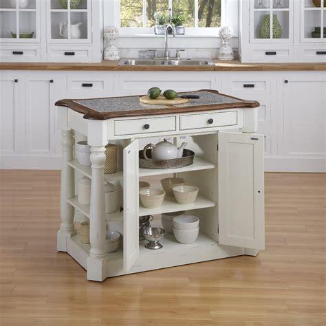 americana kitchen island home styles americana granite kitchen island