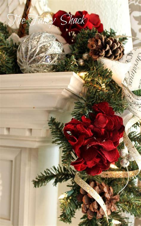 fancy shack simply shabbilicious magazine christmas decorations christmas mantels