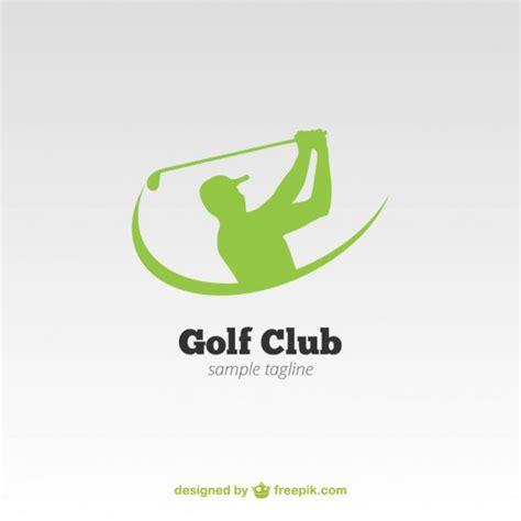 gulf logo golf logo vector free