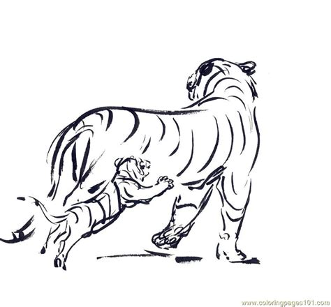 tiger coloring pages free printable coloring pages tiger new 42 mammals gt tiger free