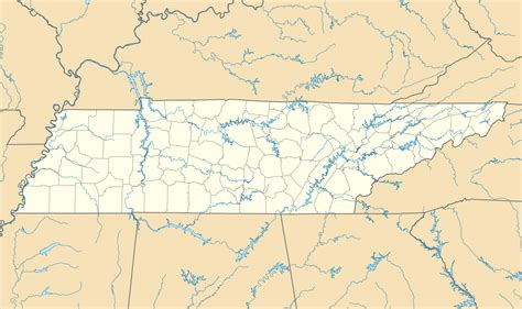 tn usa map file usa tennessee location map svg wikimedia commons