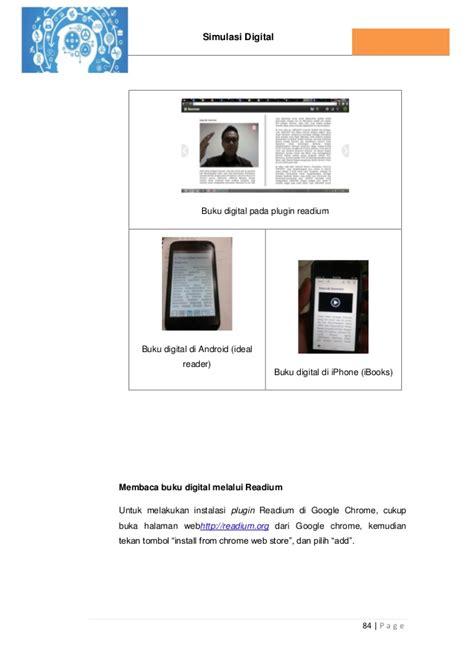 pembaca buku digital dengan format epub simulasi digital sem1 buku siswa