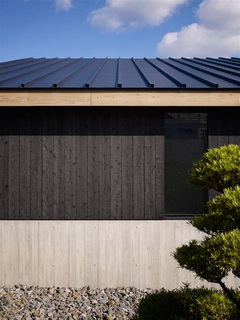 Mds Is A House by Mds Constructs One Storey Okazaki House With Shed Roof