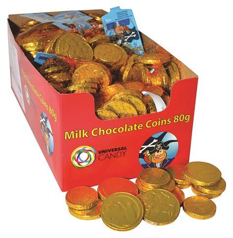 Choc Coin Milk Flavoured morning universal