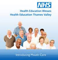 health education thames valley improving mouth care e learning for healthcare