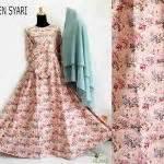 Gamis Anak Katun Jepang With Pastan Crepe gamis katun jepang b058 terbaru baju muslim remaja