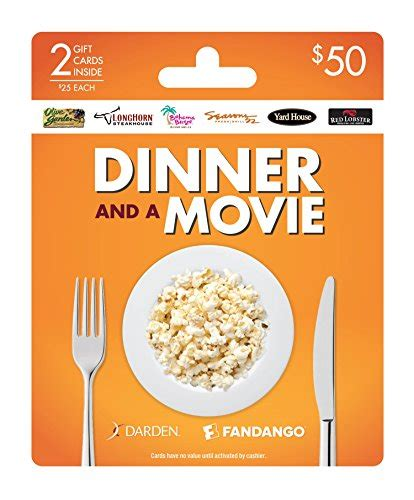 Dinner And A Movie Gift Cards - sasaki time giveaway dinner and a movie gift cards