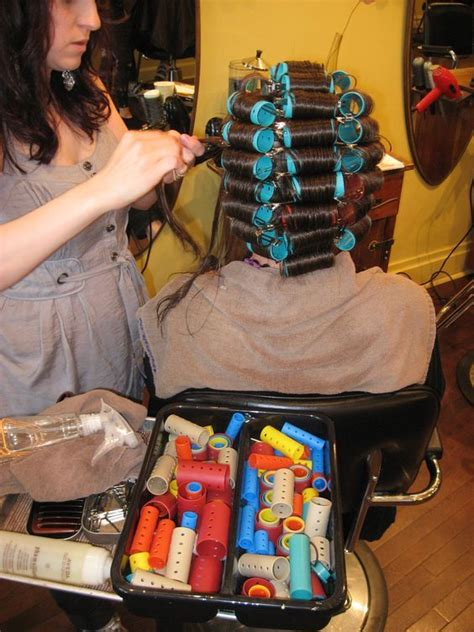 men setting hair on rollers 273 best images about salon boi s on pinterest stylists