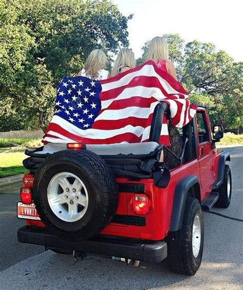 American Flag Jeep 603 Best Jacked Up Trucks Jeeps Images On