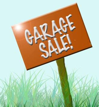Second Garages Sale by Community Resources Springfield Vermont