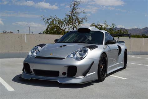 Porsche 911 Gt2 by Plus De 1 000 Chevaux Pour Cette Monstrueuse Porsche 911