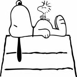 Coloring pages snoopy coloring pages