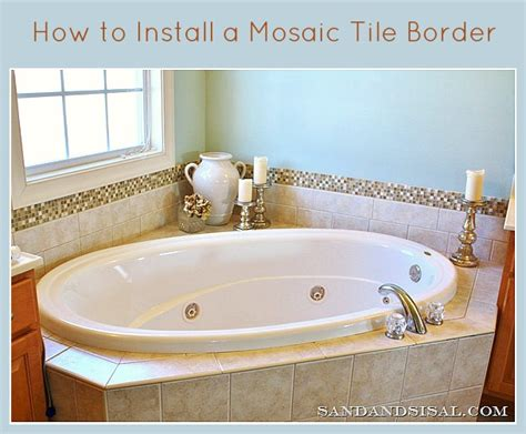 5 weekend projects for the bathroom sand and sisal
