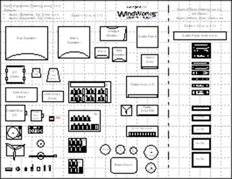 av visio stencils visio rack diagram template