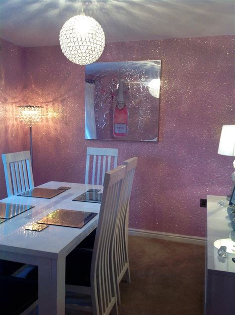 glitter wallpaper room 20 best glitter wallpaper images on pinterest glitter