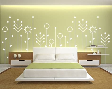 23 Bedroom Wall Paint Designs Decor Ideas Design | wall painting designs for bedrooms 23 bedroom wall paint