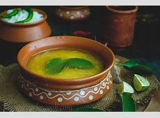 Bengali Style Masoor Dal Or Red Lentil Soup With Lemon ... Lemon Rice Recipe South Indian Style