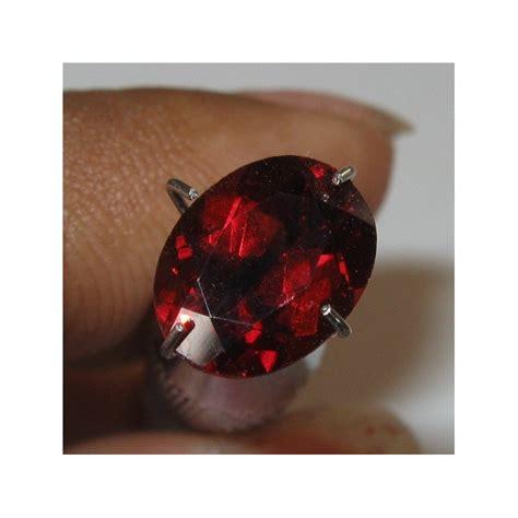Pyrope Garnet Plus Memo jual batu mulia garnet pyrope brownish 2 33 carat