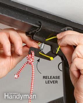 Garage Door Opener Zip Tie 1000 Ideas About Garage Door Security On
