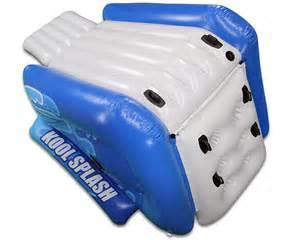 Best Backyard Inflatable Water Slides Inflatable Water Slide Intex Kool Splash Blow Up Pool Slide