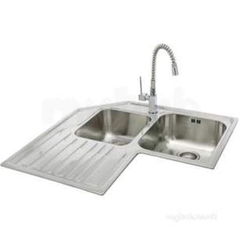 lavella corner kitchen sink with right hand double bowl lavella corner kitchen sink with left hand double bowl and