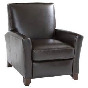country living 50946 37 5 quot h bicast leather recliner