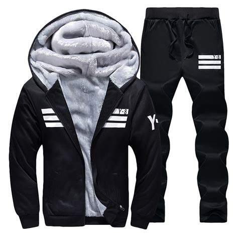 aliexpress buy 2015 new winter tracksuit hoodies set aliexpress buy winter tracksuit casual hooded s sportwear tracksuits set thick