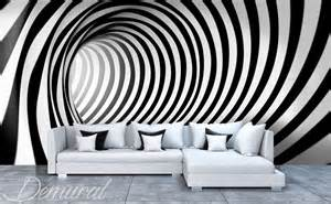 Wall Murals Black And White One Two Three Wall Murals And Photo Wallpapers Black And