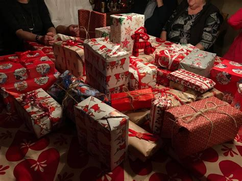 our christmas gift game the biveros effect