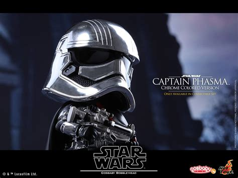 wars 7 bobbleheads wars cosbaby bobbleheads by toys the toyark news
