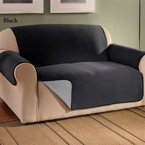 black couch slipcover black sofa slipcovers leather sofa covers cool decoration