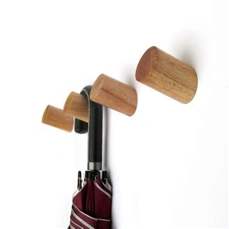 25 best ideas about wooden wall hooks on