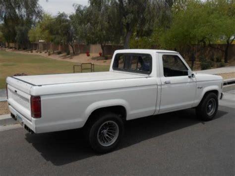 1984 ford ranger buy used 1984 ford ranger v 8 converstion 5 speed