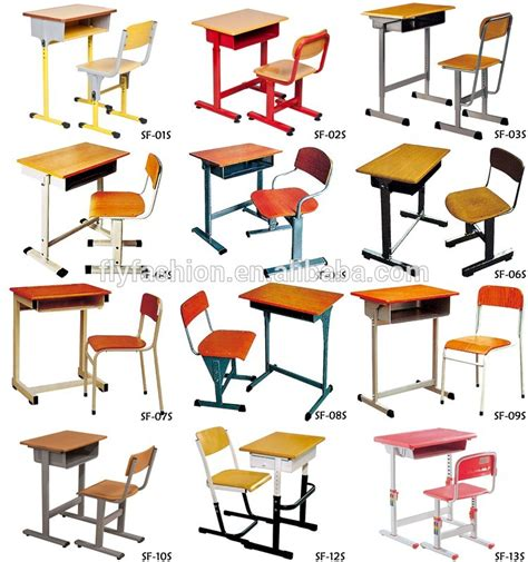 cheap study table for sale school students cheap children used table and chair for
