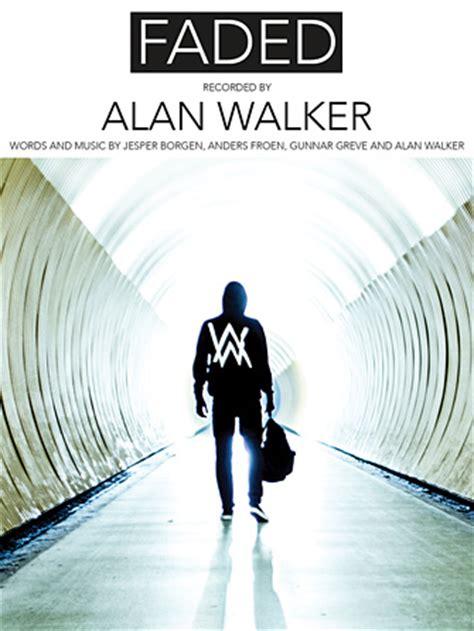 alan walker mp3 full album faded sheet music direct