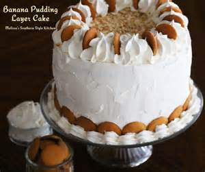 bananen pudding kuchen banana pudding layer cake melissassouthernstylekitchen