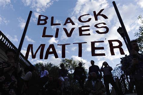lives matter white told me black lives matter only to black