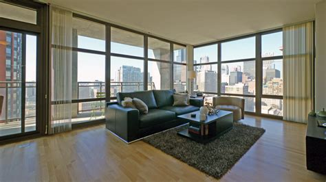 Appartment In Chicago by Astoria Tower 2 Bedroom Model Chicago