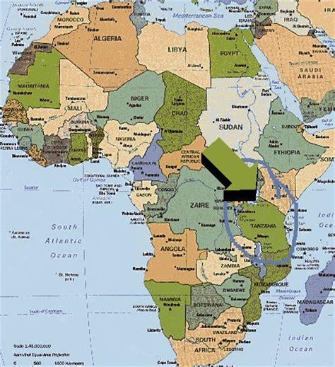 africa map kilimanjaro where is kilimanjaro kilimanjaro2006